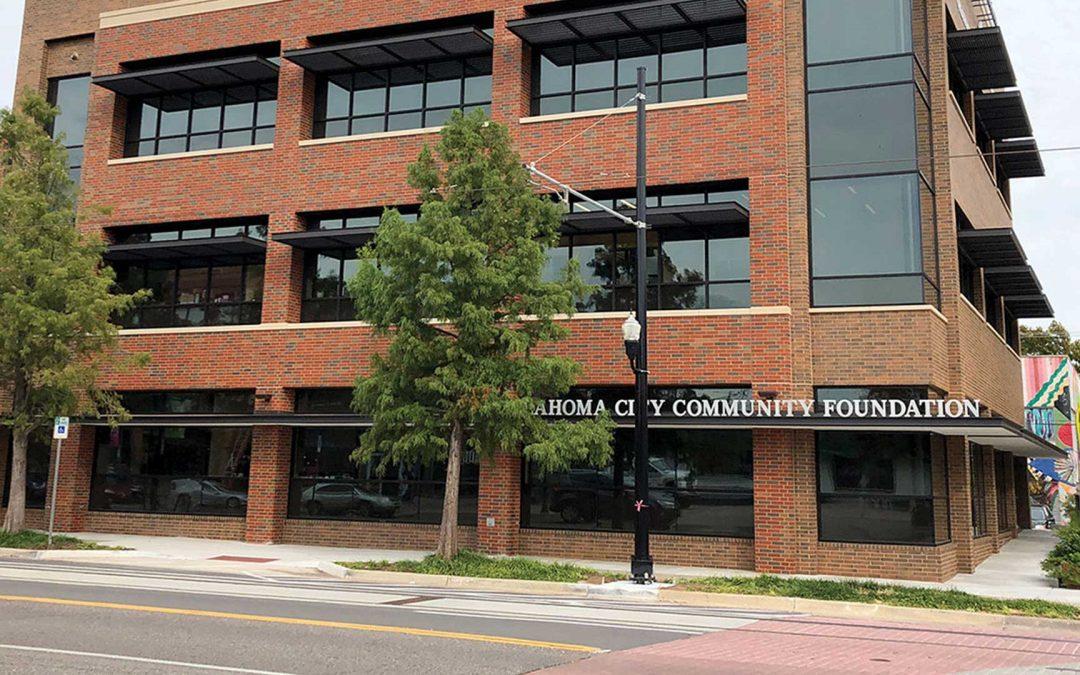 Arnall Family Foundation donates $85 million to the Oklahoma City Community Foundation